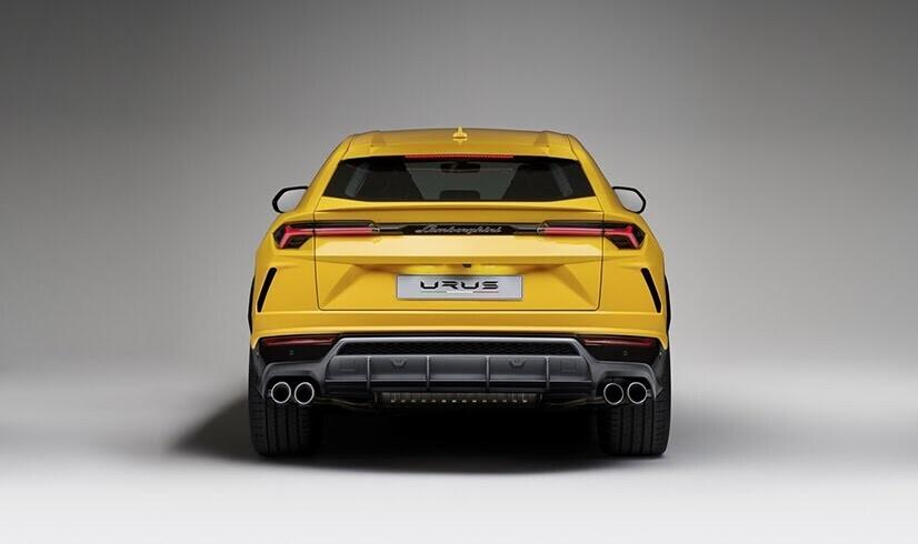 Siêu SUV Lamborghini Urus chính thức ra mắt, 650 mã lực - Hình 22