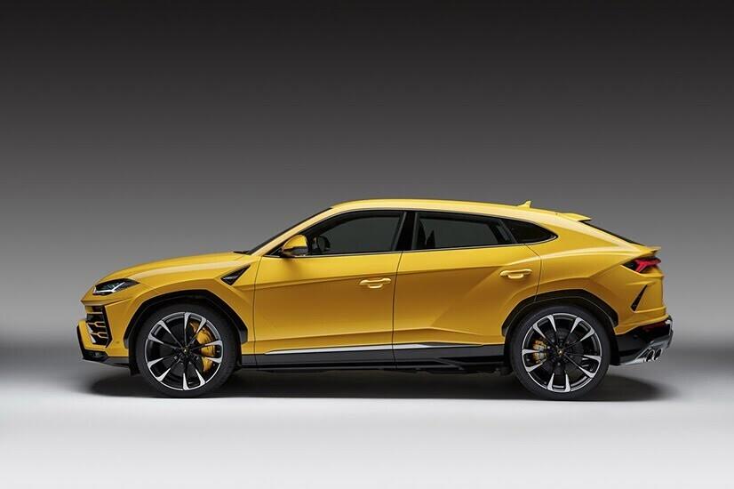 Siêu SUV Lamborghini Urus chính thức ra mắt, 650 mã lực - Hình 23