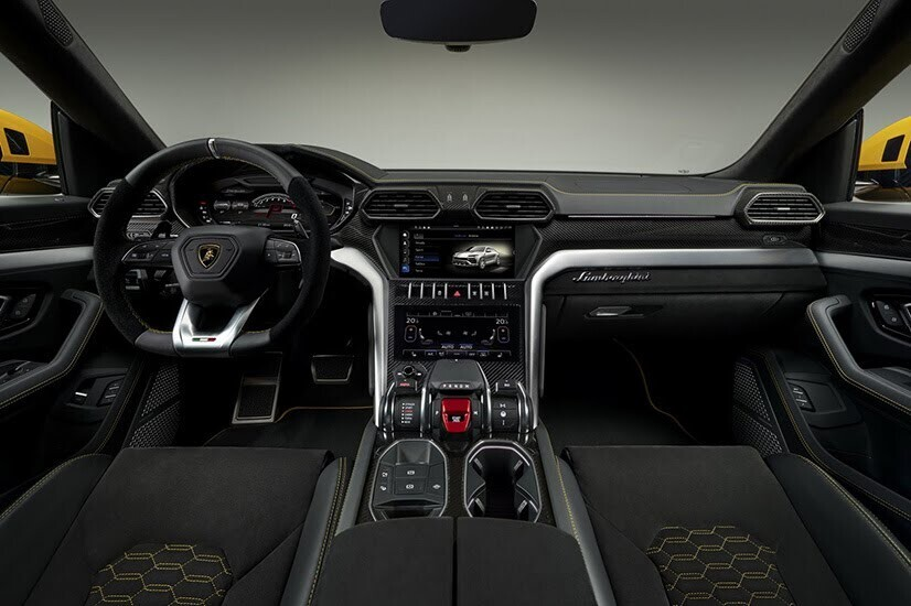 Siêu SUV Lamborghini Urus chính thức ra mắt, 650 mã lực - Hình 24