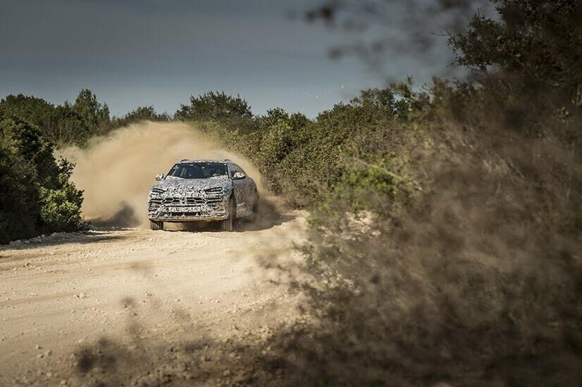 Siêu SUV Lamborghini Urus chính thức ra mắt, 650 mã lực - Hình 28