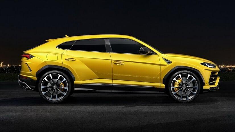 Siêu SUV Lamborghini Urus chính thức ra mắt, 650 mã lực - Hình 30