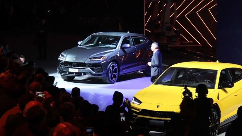 Siêu SUV Lamborghini Urus chính thức ra mắt, 650 mã lực - Hình 39