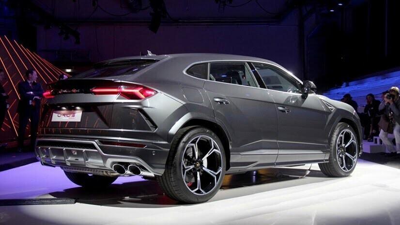 Siêu SUV Lamborghini Urus chính thức ra mắt, 650 mã lực - Hình 43