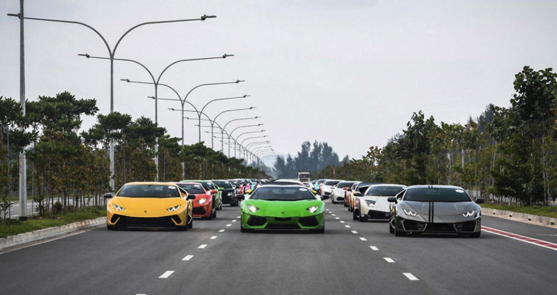 Siêu SUV Lamborghini Urus ra mắt thị trường châu Á - Hình 2