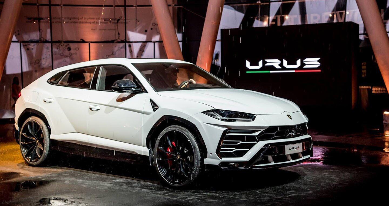 Siêu SUV Lamborghini Urus ra mắt thị trường châu Á - Hình 3