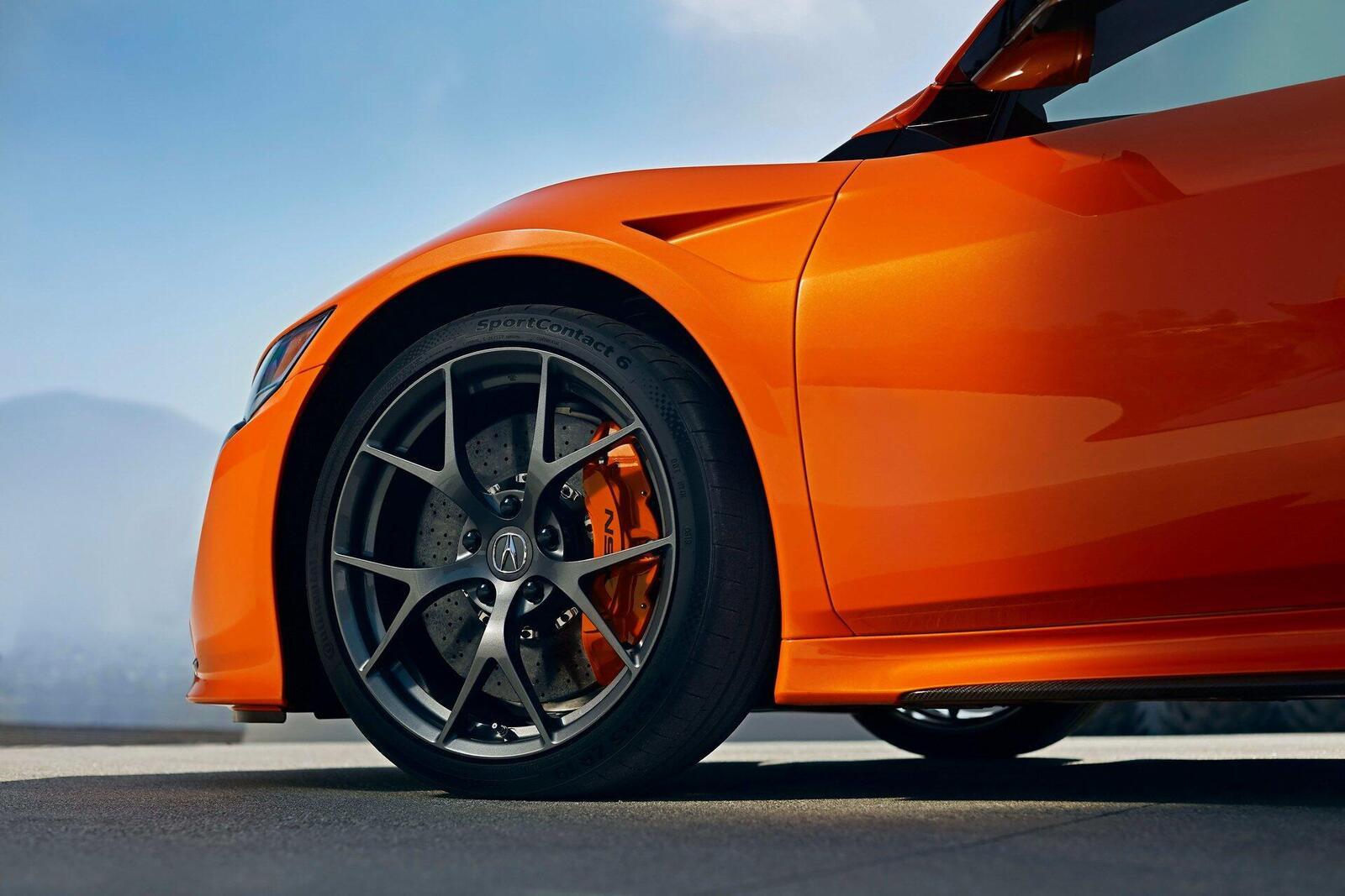 Siêu xe Acura NSX 2019 động cơ hybrid chốt giá từ 157.500 USD - Hình 4