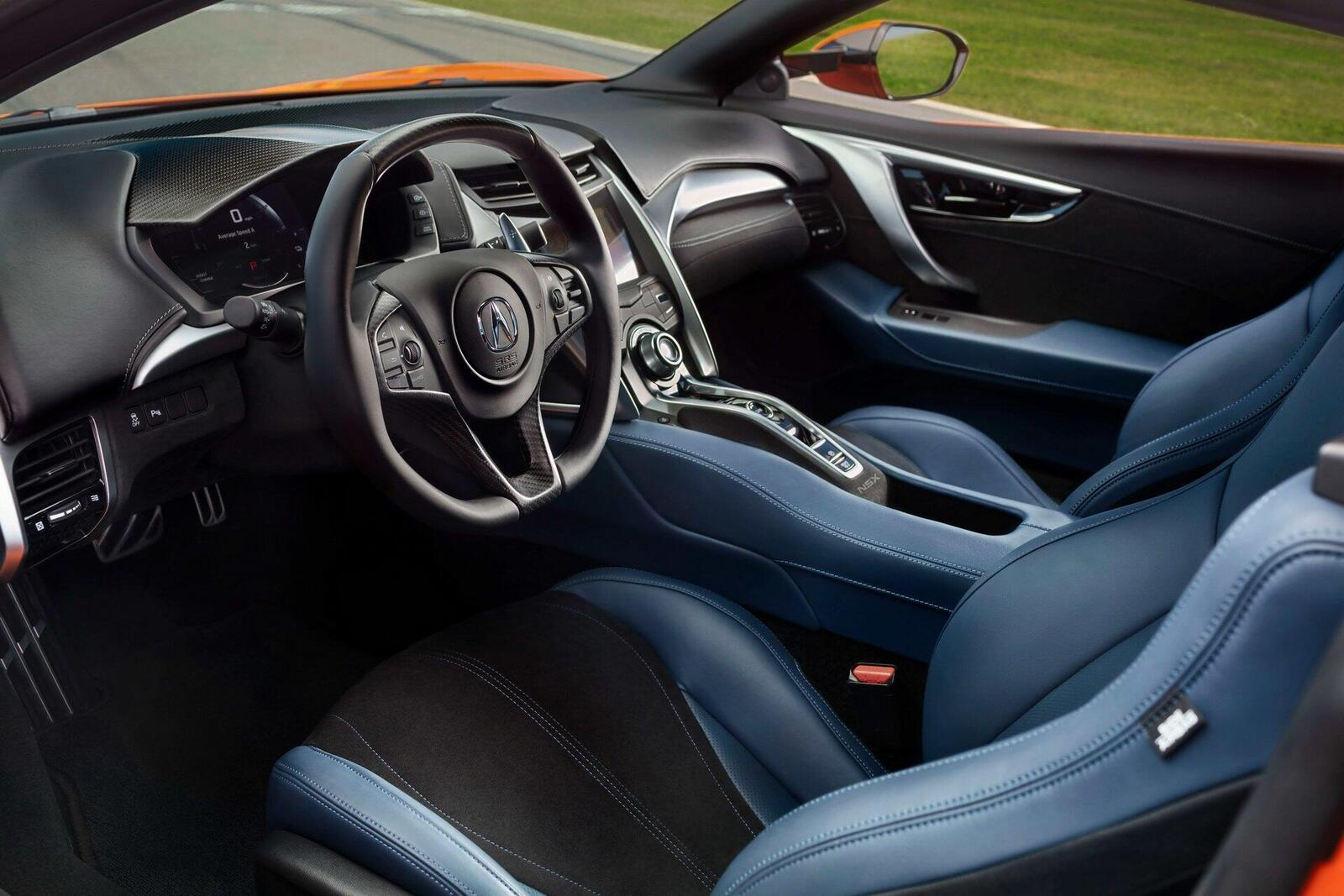 Siêu xe Acura NSX 2019 động cơ hybrid chốt giá từ 157.500 USD - Hình 6