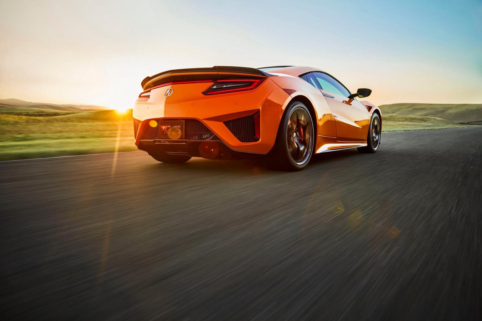 Siêu xe Acura NSX 2019 động cơ hybrid chốt giá từ 157.500 USD - Hình 9