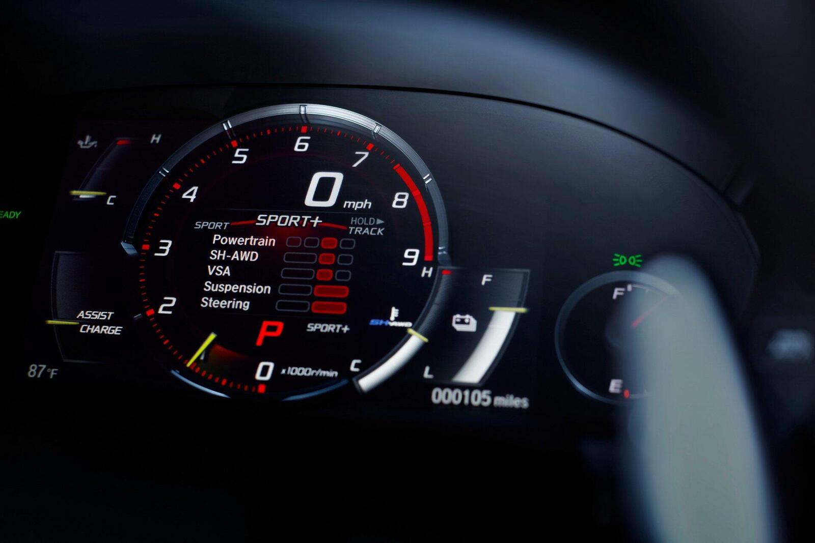 Siêu xe Acura NSX 2019 động cơ hybrid chốt giá từ 157.500 USD - Hình 11
