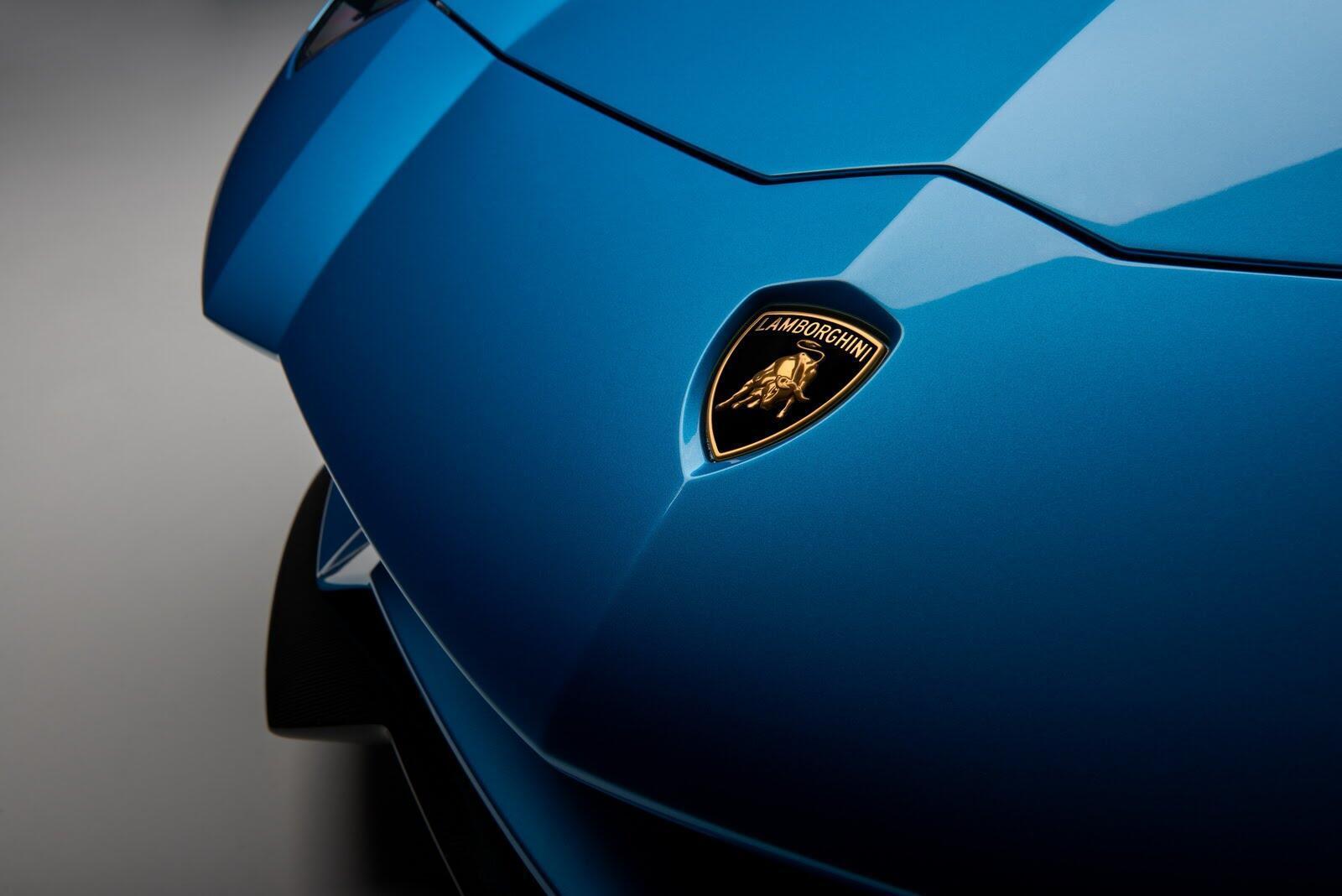 Siêu xe Lamborghini Aventador S Roadster chính thức trình làng - Hình 11