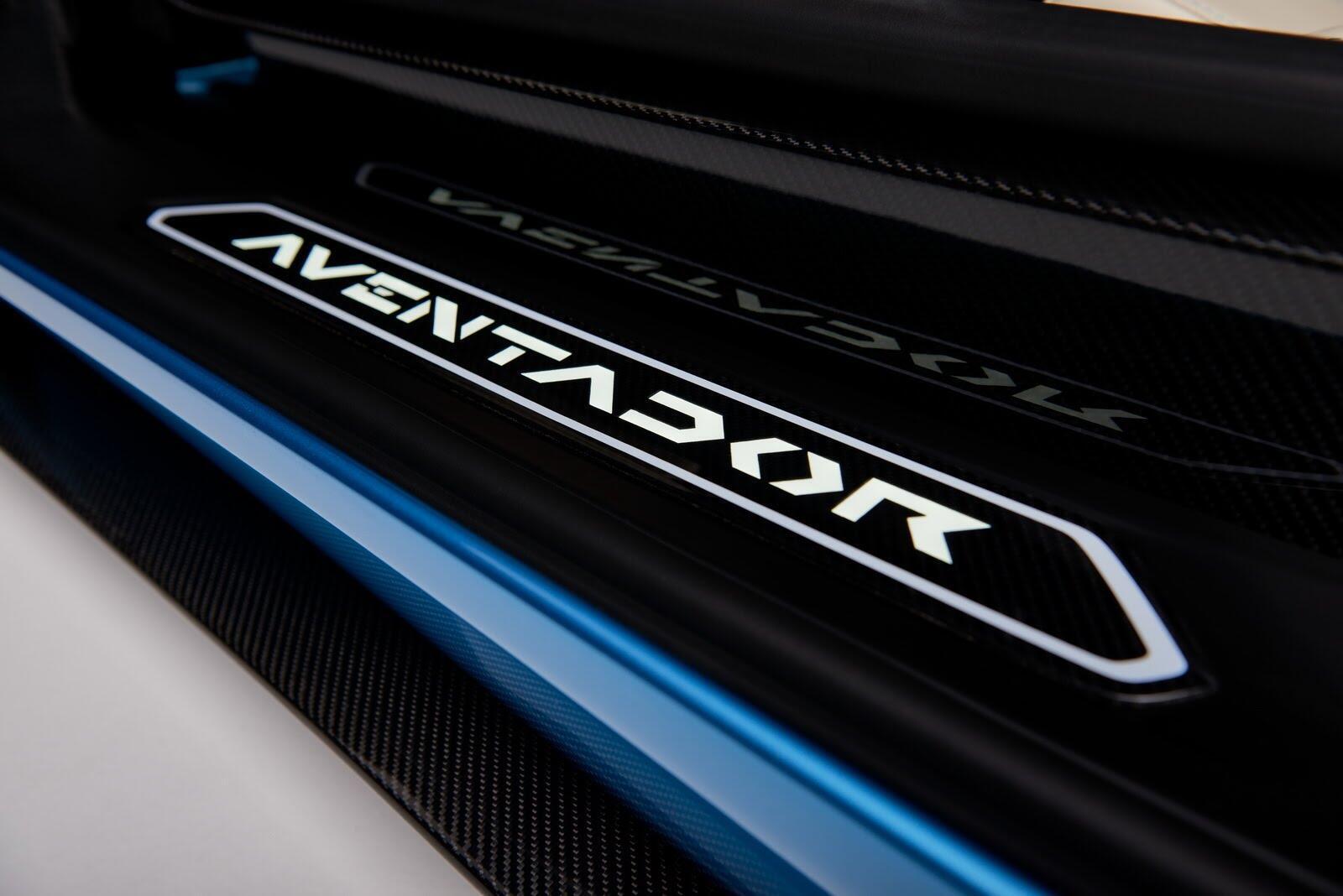 Siêu xe Lamborghini Aventador S Roadster chính thức trình làng - Hình 23