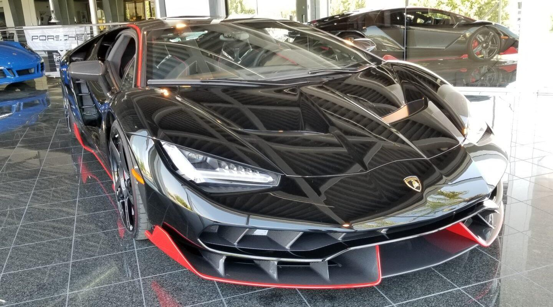 Siêu xe Lamborghini Centenario tìm chủ mới với giá 3,5 triệu USD - Hình 1