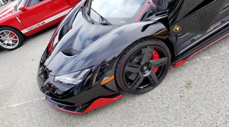 Siêu xe Lamborghini Centenario tìm chủ mới với giá 3,5 triệu USD - Hình 10