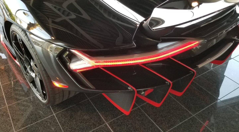 Siêu xe Lamborghini Centenario tìm chủ mới với giá 3,5 triệu USD - Hình 11