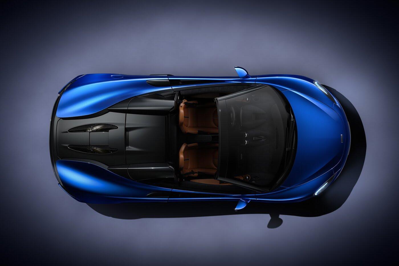 Siêu xe McLaren 570S Spider sắp ra mắt - Hình 4