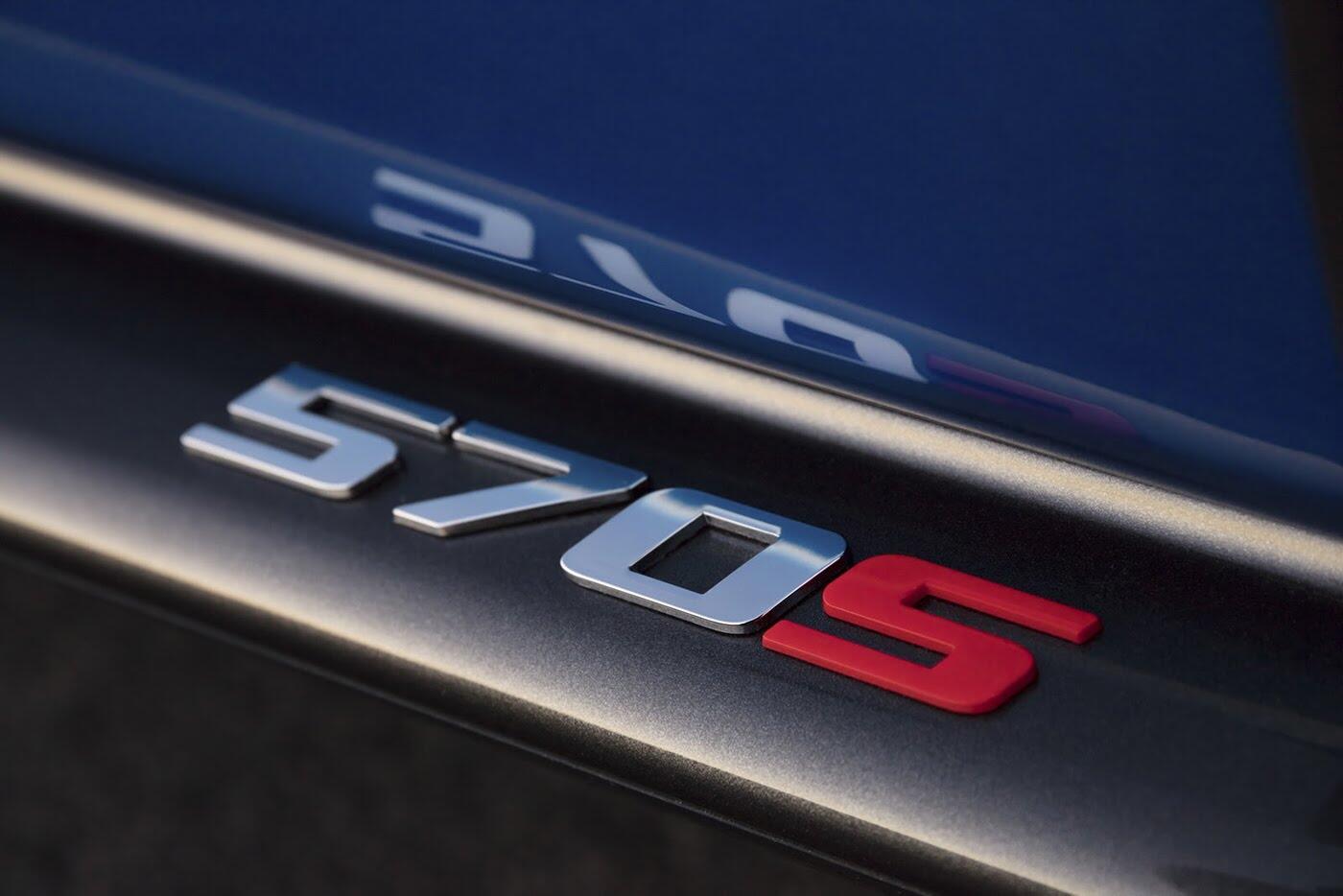 Siêu xe McLaren 570S Spider sắp ra mắt - Hình 5