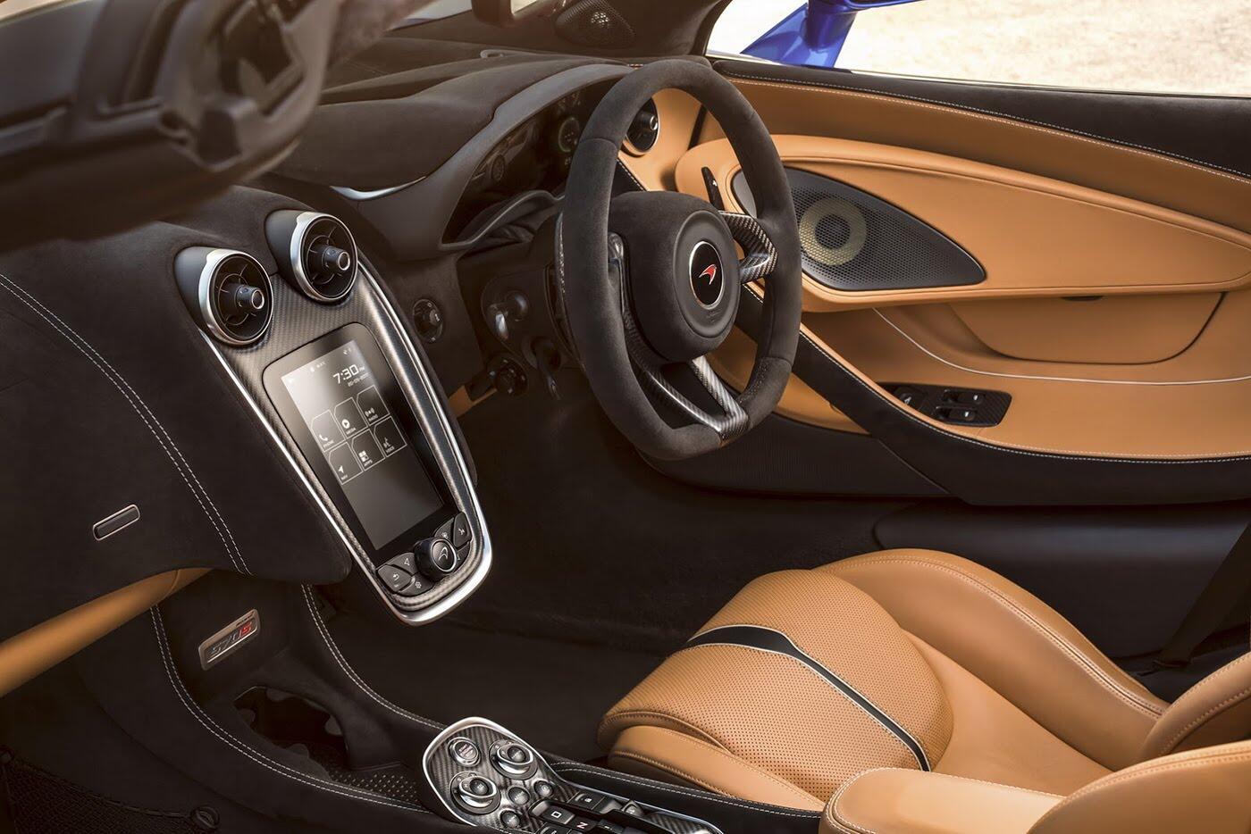 Siêu xe McLaren 570S Spider sắp ra mắt - Hình 6