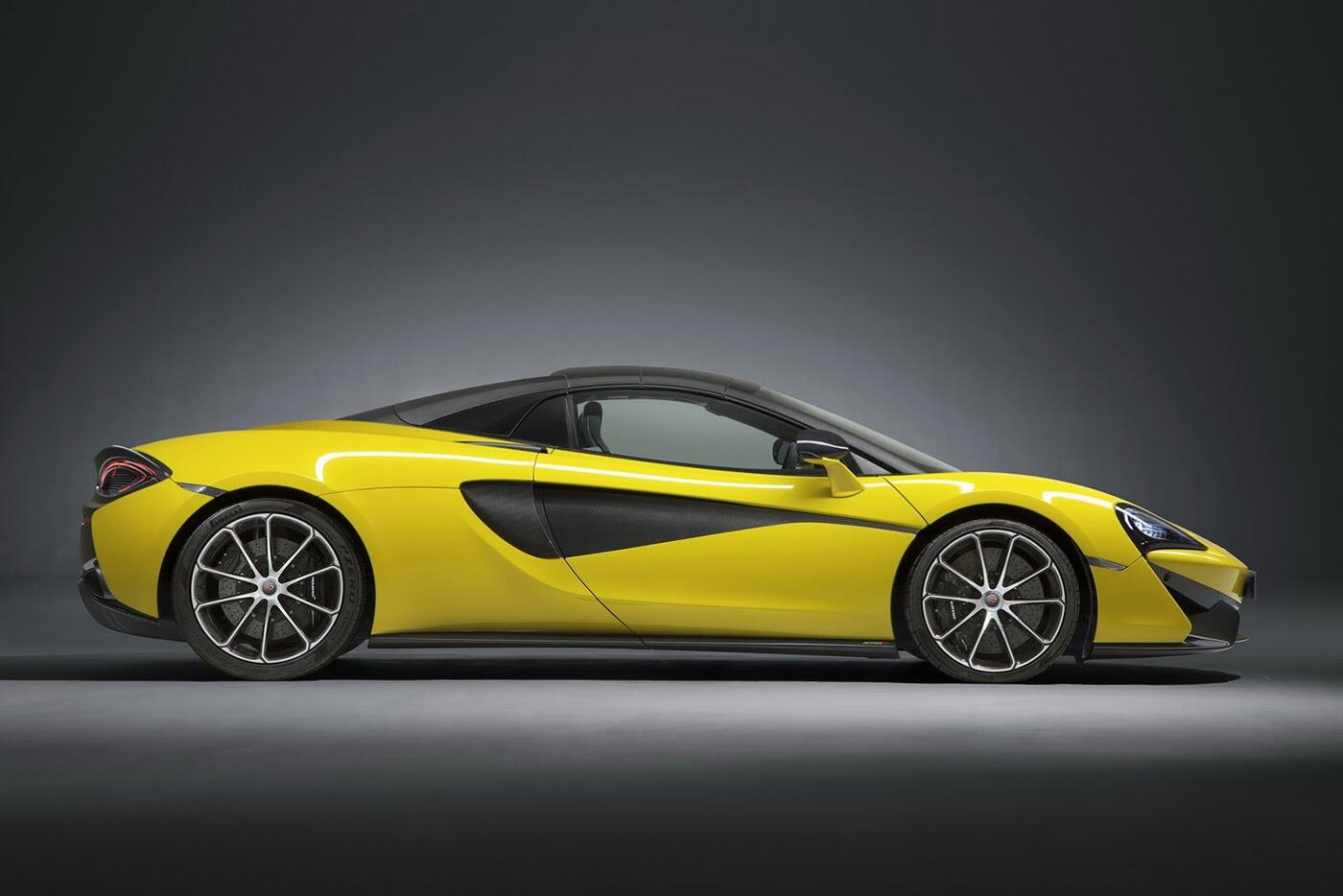 Siêu xe McLaren 570S Spider sắp ra mắt - Hình 9