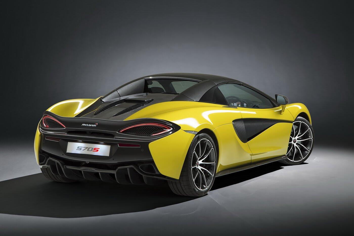 Siêu xe McLaren 570S Spider sắp ra mắt - Hình 10
