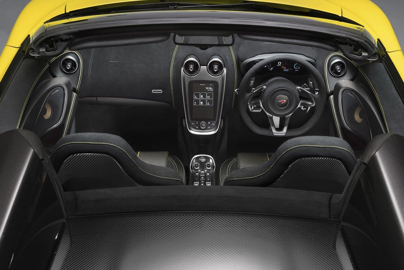 Siêu xe McLaren 570S Spider sắp ra mắt - Hình 11