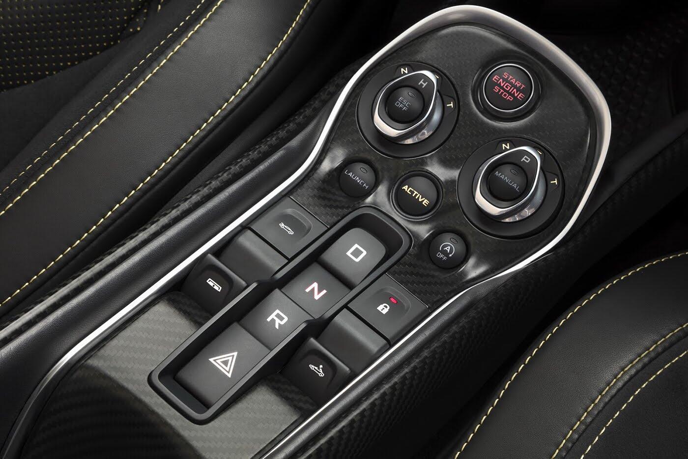 Siêu xe McLaren 570S Spider sắp ra mắt - Hình 12