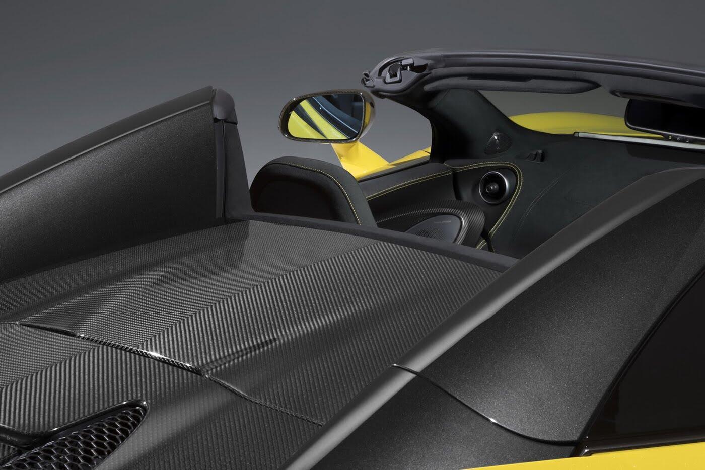 Siêu xe McLaren 570S Spider sắp ra mắt - Hình 13