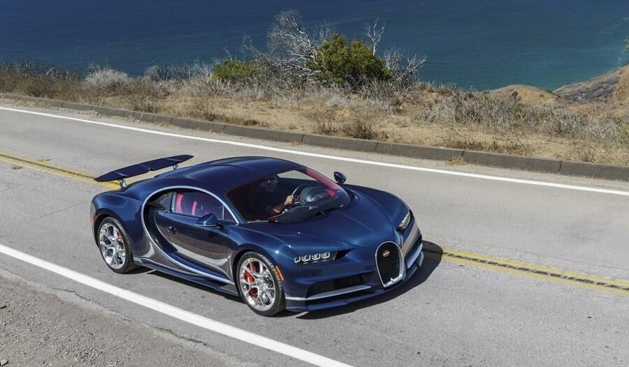 Siêu xe tiếp theo của Bugatti sẽ chạy điện - Hình 1