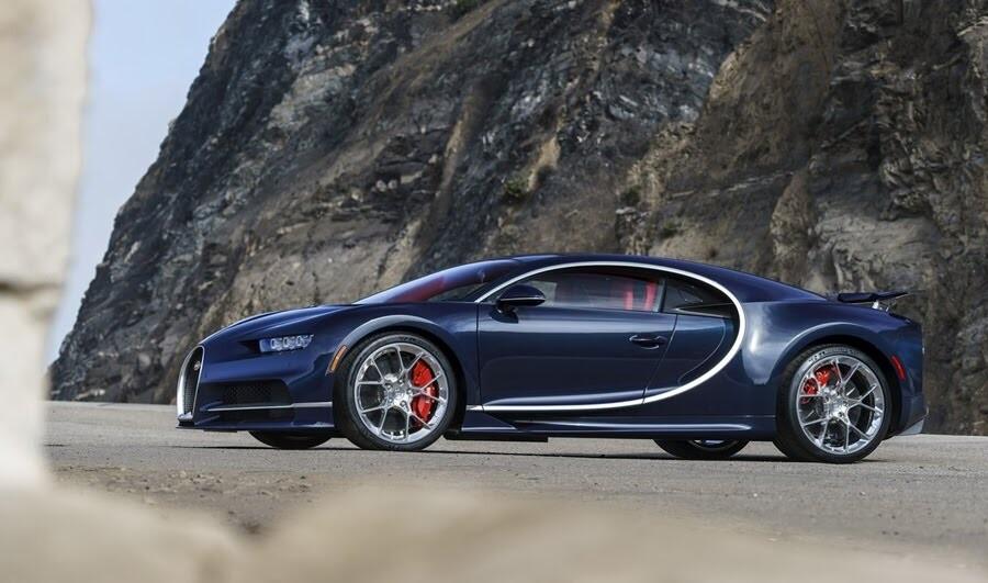 Siêu xe tiếp theo của Bugatti sẽ chạy điện - Hình 2