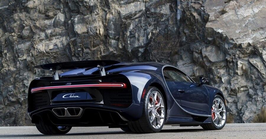 Siêu xe tiếp theo của Bugatti sẽ chạy điện - Hình 3