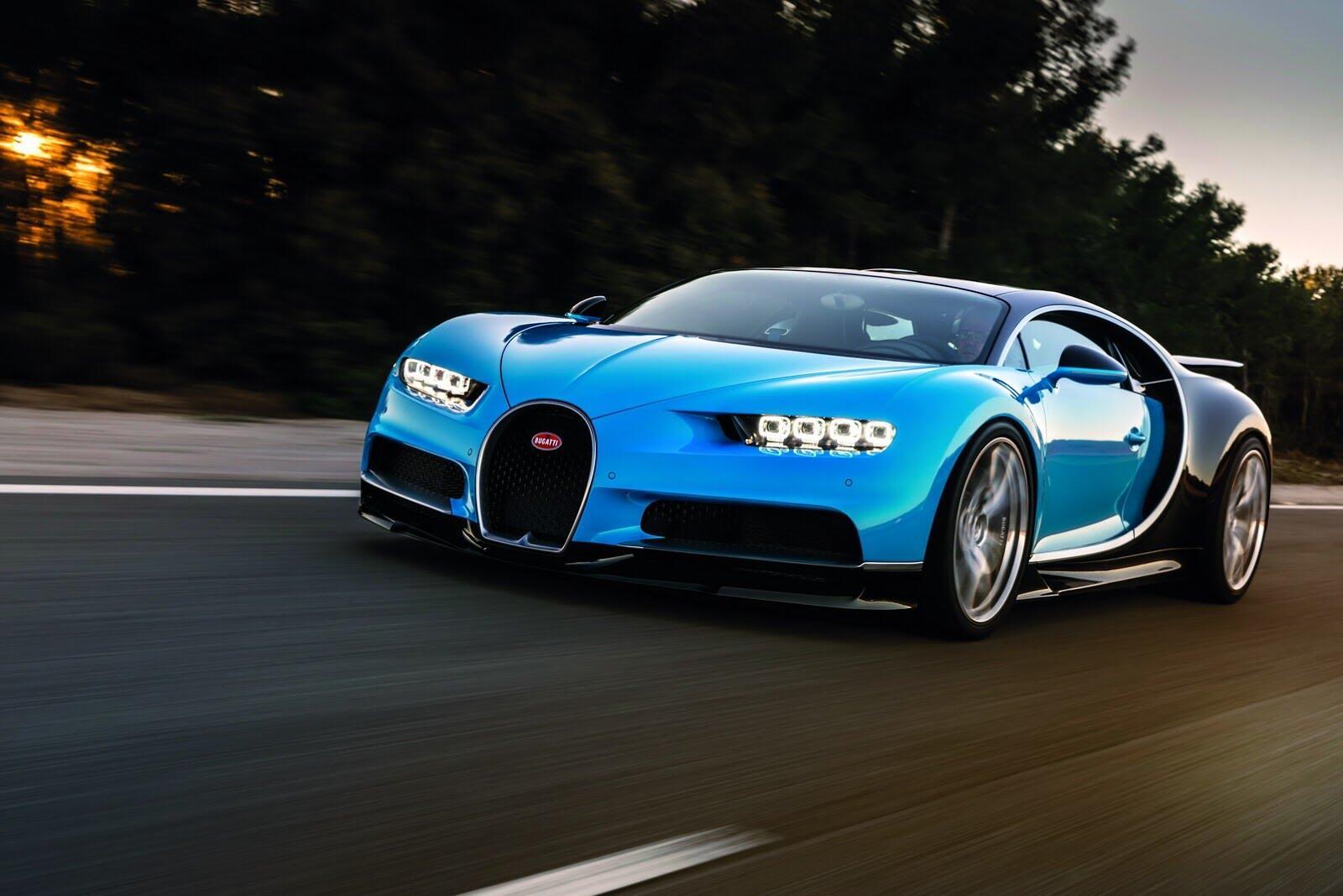 Siêu xe tiếp theo của Bugatti sẽ chạy điện - Hình 4