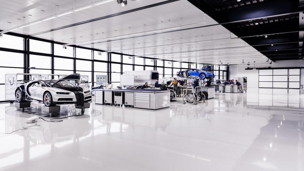 Siêu xe tiếp theo của Bugatti sẽ chạy điện - Hình 6
