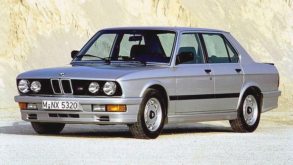 Sơ lược lịch sử của BMW M5 - Hình 2