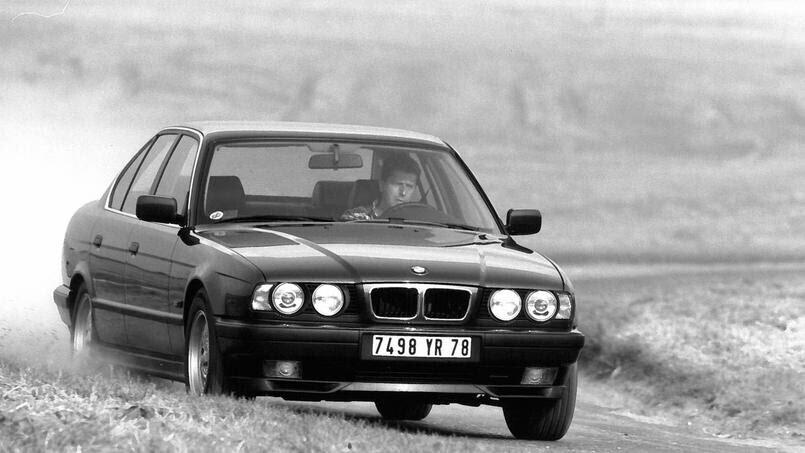 Sơ lược lịch sử của BMW M5 - Hình 3