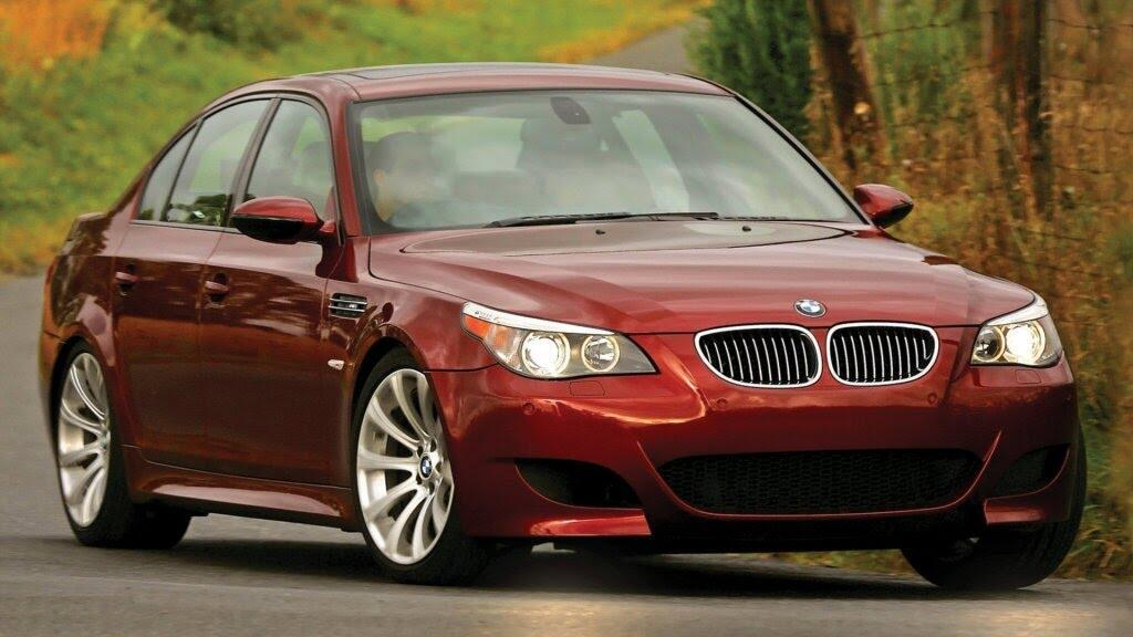 Sơ lược lịch sử của BMW M5 - Hình 5