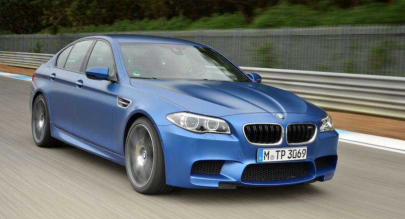 Sơ lược lịch sử của BMW M5 - Hình 6