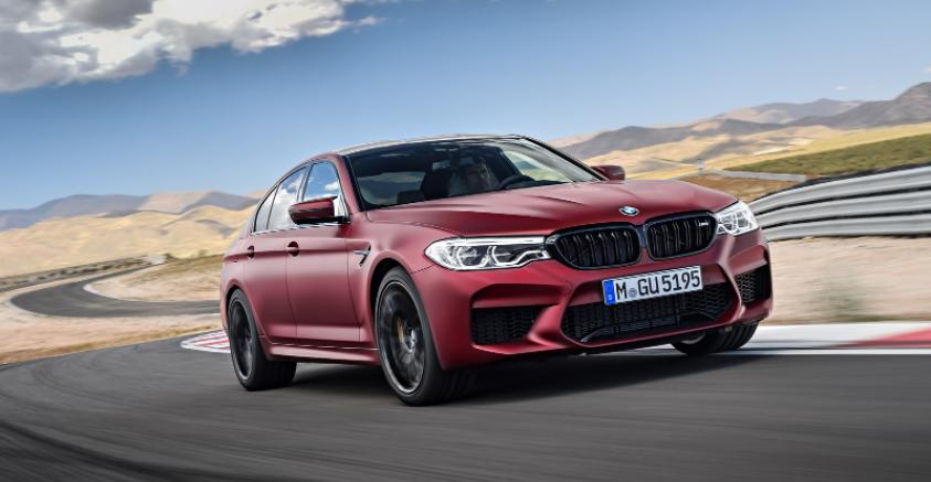 Sơ lược lịch sử của BMW M5 - Hình 7
