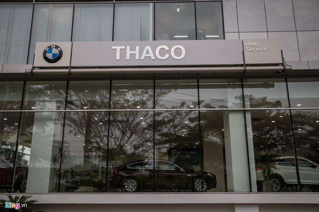 Số phận showroom Euro Auto sau khi Thaco tiếp quản BMW - Hình 1