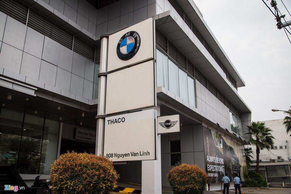 Số phận showroom Euro Auto sau khi Thaco tiếp quản BMW - Hình 2