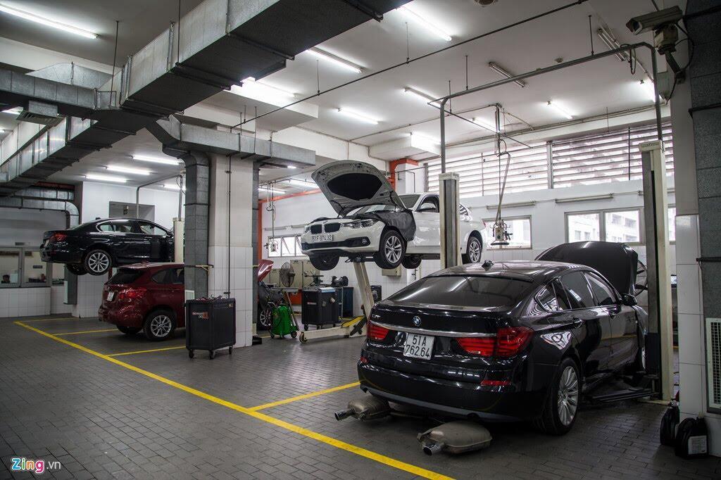 Số phận showroom Euro Auto sau khi Thaco tiếp quản BMW - Hình 6