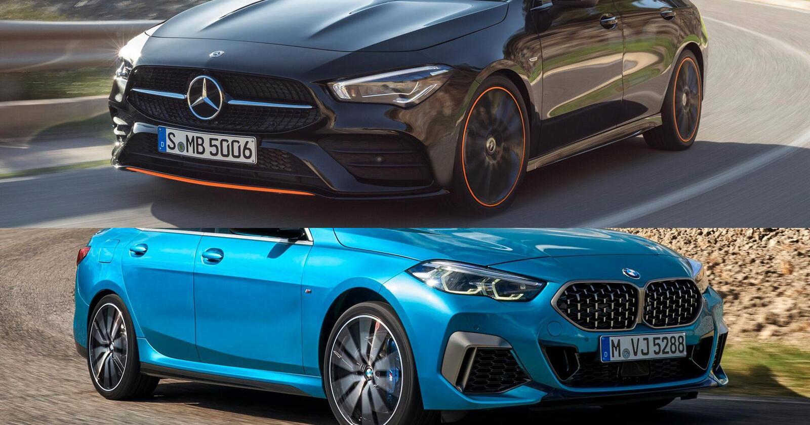 so-sanh-bmw-2-series-gran-coupe-2020-va-mercedes-cla-coupe-2020