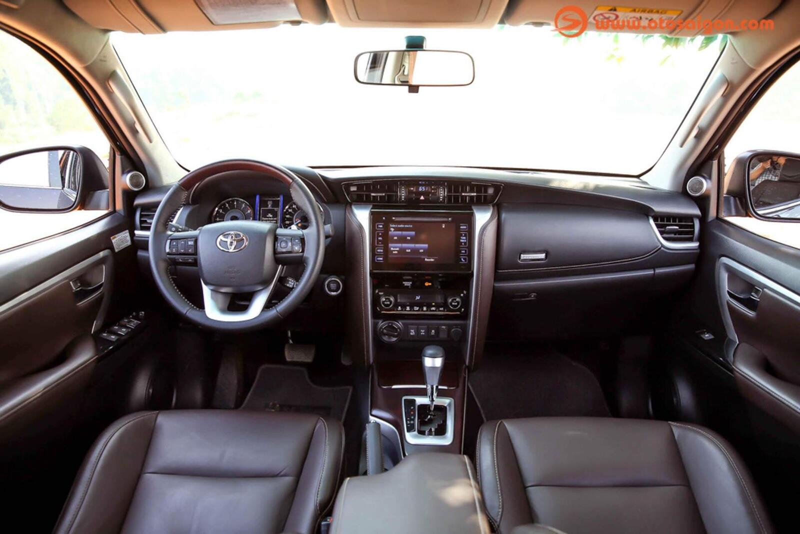 So sánh giá bán của Toyota Fortuner và Chevrolet Trailblazer - Hình 9