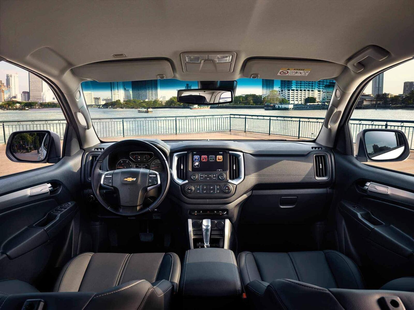 So sánh giá bán của Toyota Fortuner và Chevrolet Trailblazer - Hình 10