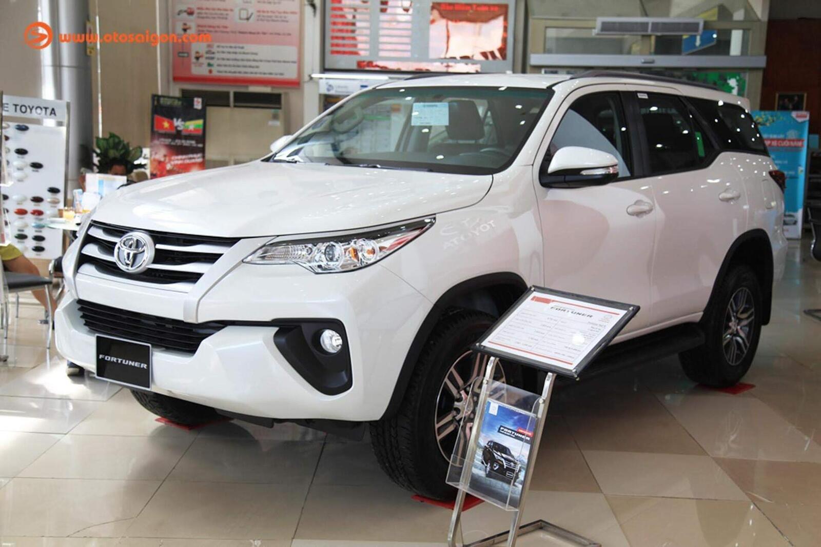 So sánh giá bán của Toyota Fortuner và Chevrolet Trailblazer - Hình 24