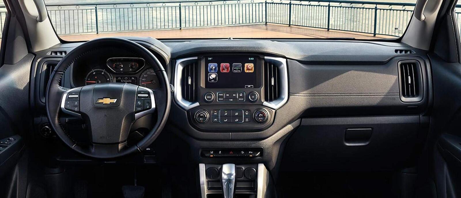 So sánh giá bán của Toyota Fortuner và Chevrolet Trailblazer - Hình 37