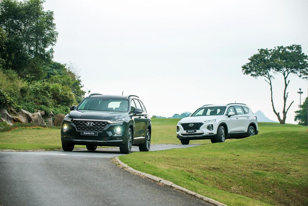 So sánh Hyundai Santa Fe 2019 với các đối thủ trong phân khúc SUV - Hình 5