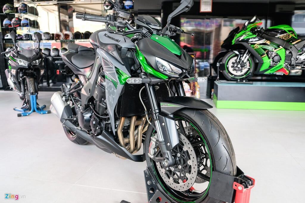 So sanh Kawasaki Z1000 R va Honda CB1000R - tre trung doi dau co dien hinh anh 1 DSCF1433_zing_1.jpg