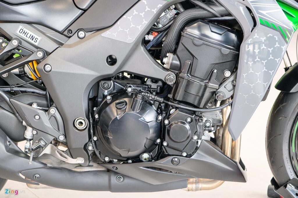 So sanh Kawasaki Z1000 R va Honda CB1000R - tre trung doi dau co dien hinh anh 15 DSCF1374_zing_1.jpg