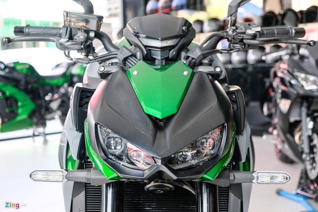 So sanh Kawasaki Z1000 R va Honda CB1000R - tre trung doi dau co dien hinh anh 13 DSCF1423_zing_1.jpg
