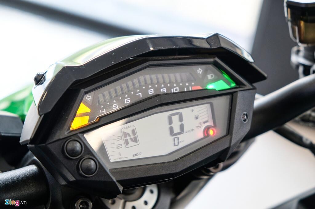So sanh Kawasaki Z1000 R va Honda CB1000R - tre trung doi dau co dien hinh anh 11 DSCF1384_zing_1.jpg