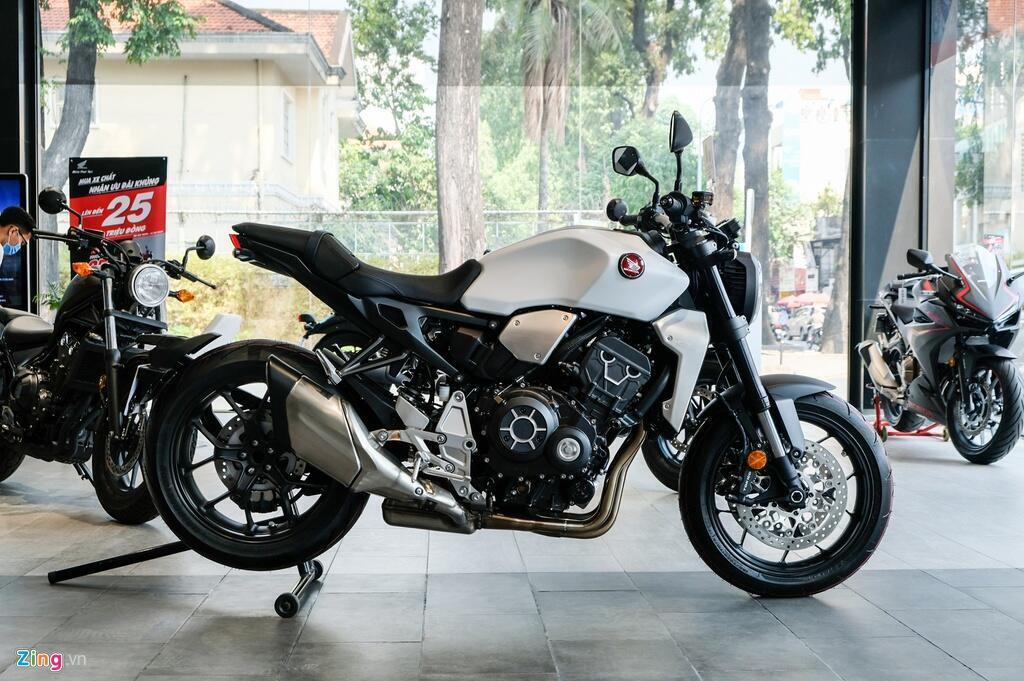 So sanh Kawasaki Z1000 R va Honda CB1000R - tre trung doi dau co dien hinh anh 8 DSCF1277_zing.jpg